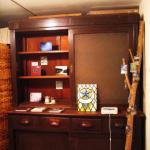 CD展示スペース